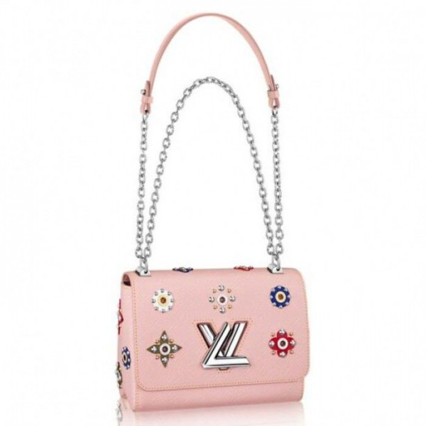 Louis Vuitton Twist MM Epi Leder M54219